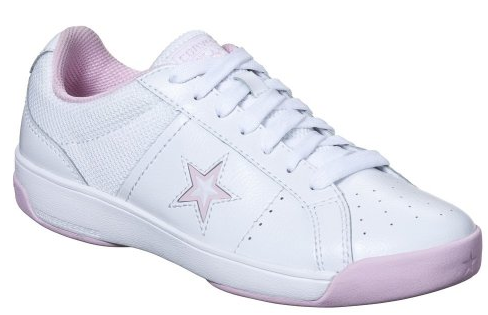 b4f6ecf6ede810 Converse White Leather Tennis Shoes offerzone.co.uk