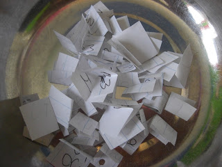 Picture of all the numbers in Toby's dog bowl