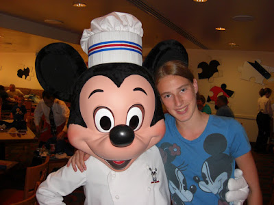 Photo of Mickey & me