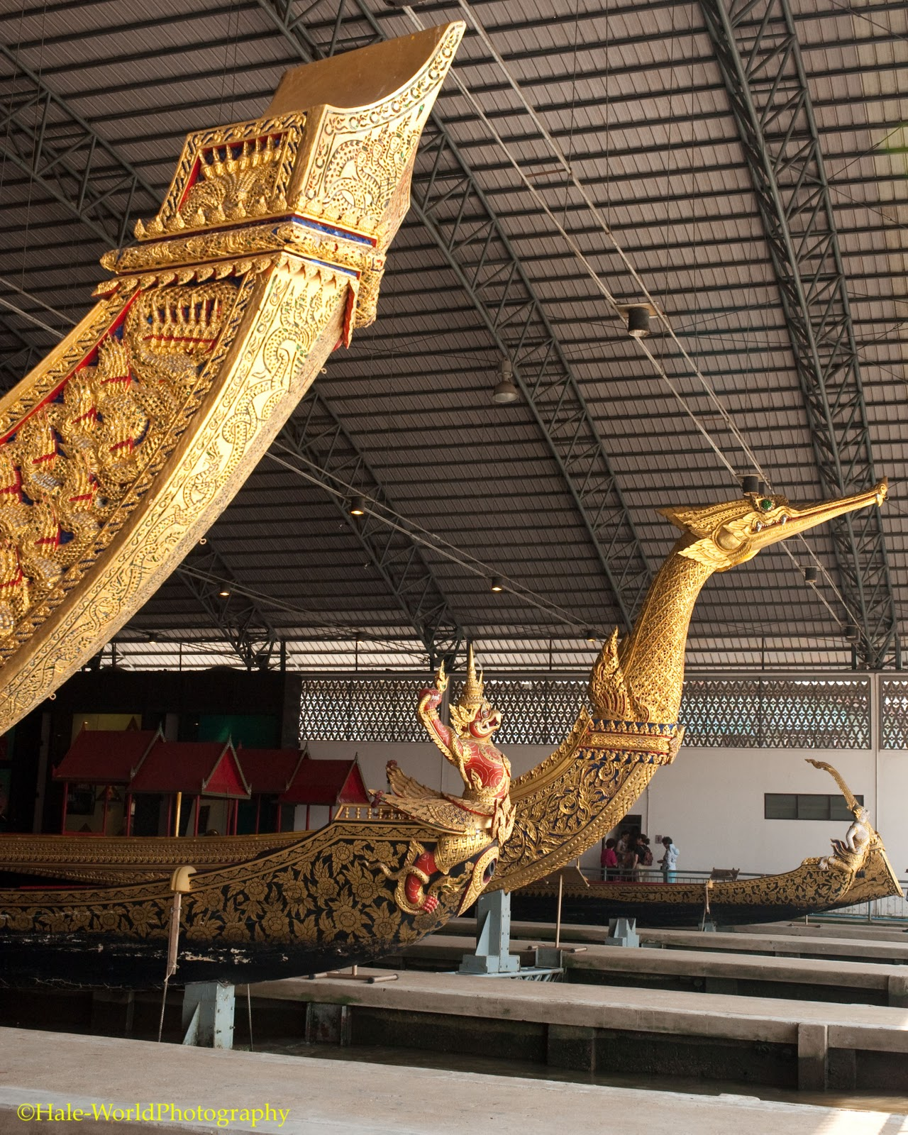 Allens World: The Royal Barge National Museum