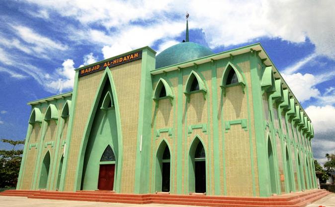 Tanjung Selor Indonesia  city photos gallery : Masjid di Pulau Kalimantan Indonesia Ardi La Madi's Blog