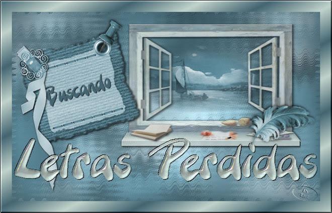 BUSCANDO LETRAS PERDIDAS