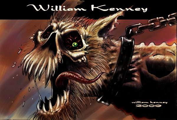 The Art of William Kenney!