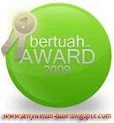 senyuman daie award