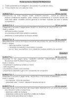 Subiecte titularizare - educatie muzicala p1