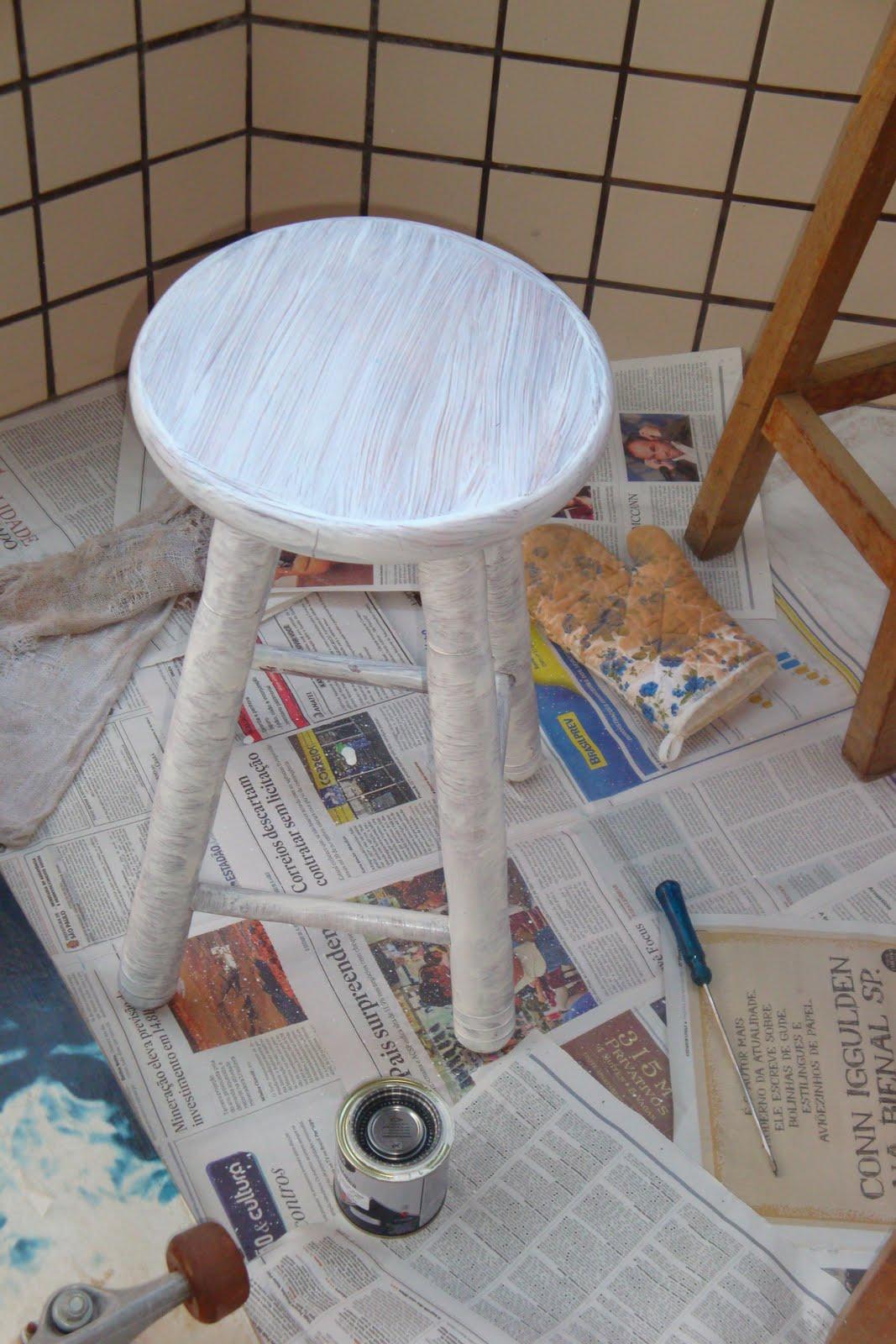 Essa será a minha 1ª pintura em madeira!!! Quando vou terminar? I  #6C4833 1067x1600