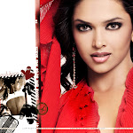 Model/actress Deepika Padukone (om Shanti Om - New Srk Movie)