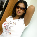 Kollywood Actress Bhuvaneswari Hot & Sexy Photo Shots In White T shirt