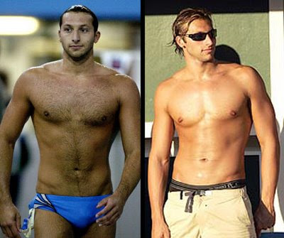 Ian ThorpE Famous Olympic Swimmers