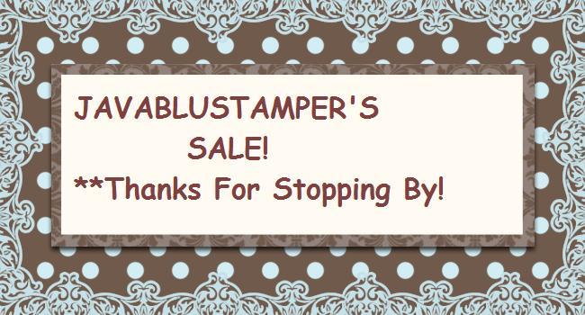 Javablustamper's Sale