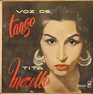 Un disco de Tita.