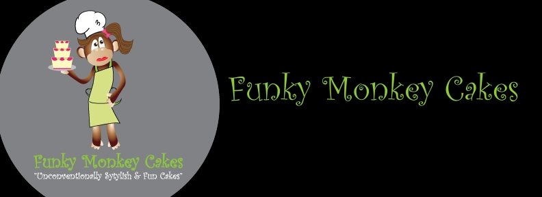 Funky Monkey Cakes