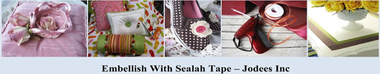 Embellish with Sealah Products