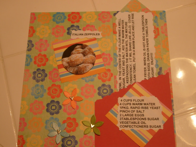 recipe cards for sara swap