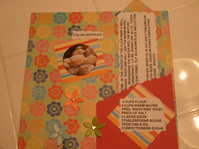 recipe cards for sara swap