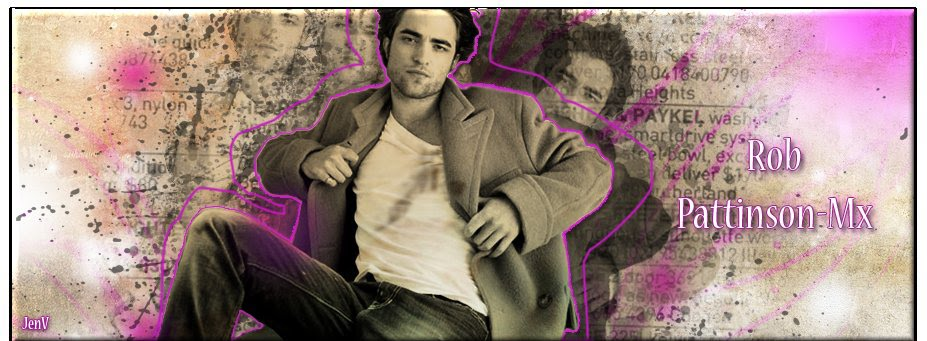 Rob Pattinson-Mx