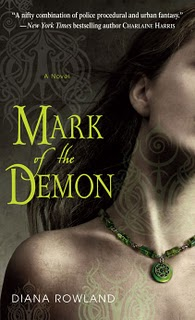 "Serie ""Kara Gillian invocadora de domonios"" (inglés) Mark+of+the+Demon_Rowland1"