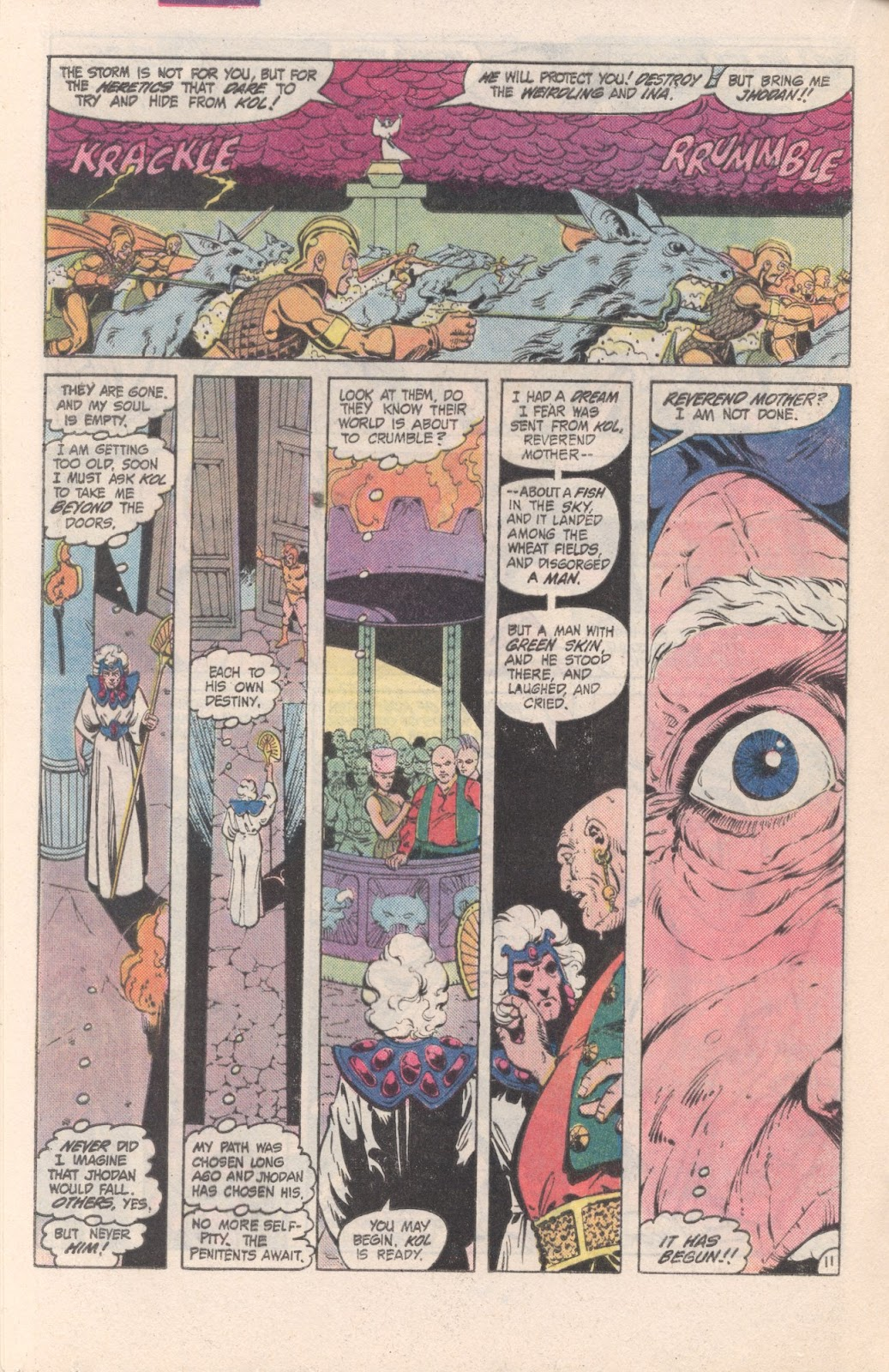 Tales of the Legion Issue #322 #9 - English 12