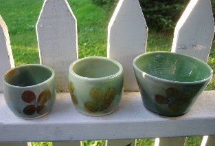 asian tea ceremony bowl set
