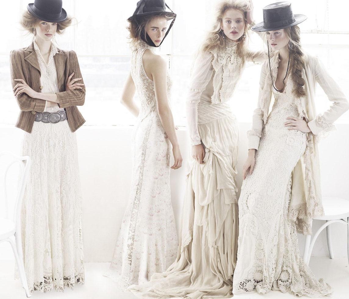 Models: Julia Saner, Anna de Rijk, Frida Gustavsson, Monika Jagaciak, ...