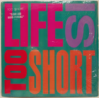 TOO SHORT - LIFE IS...TOO SHORT (SINGLE 12'') (1989)