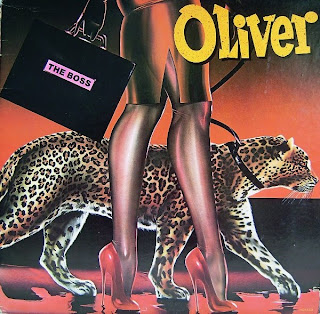 OLIVER CHEATHAM - THE BOSS (1982)