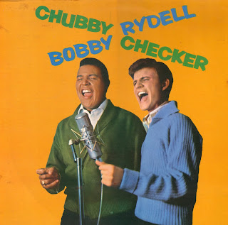 CHUBBY CHECKER & BOBBY RYDELL - YOUR HITS AND MINE (1961)