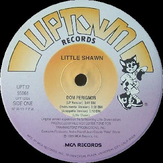 LITTLE SHAWN - DOM PERIGNON (SINGLE 12'') (1995)