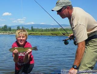 Wapiti Waters 2010 fishing forecast for western Montana