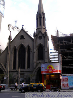 Church in Buenos Aires