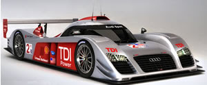 Foto do Audi R15