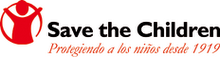 Colabora con Save The Children