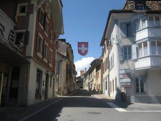 Street in Aubonne