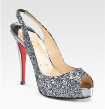 Click the Sparkly Shoe...