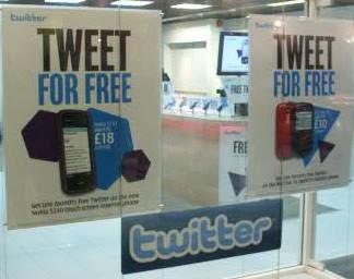 Tweet for free