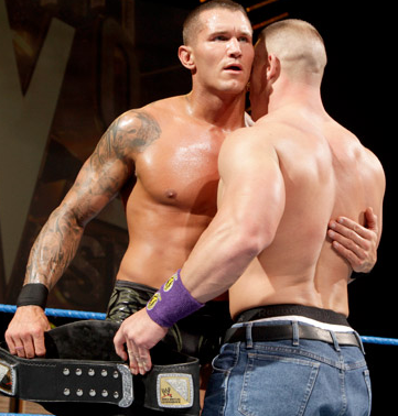The two things you should know about Survivor Series 2010Wwe John Cena And Randy Orton
