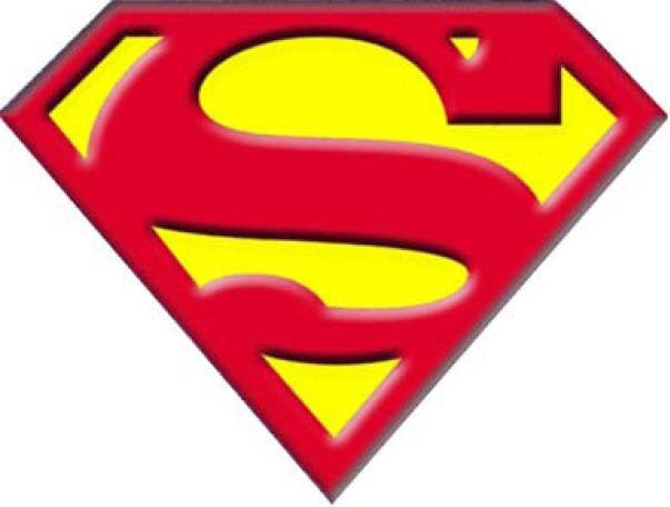 The Superman Logo Reality Of Logo Designs Extreme Graphic