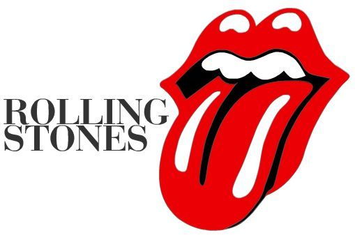 Story Of The Classic Logo Of The Rolling Stone Band Reality Of