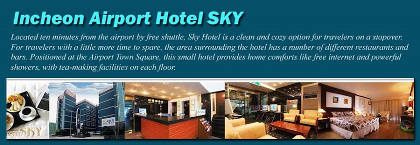 Incheon Airport Hotel SKY