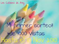 Sorteo en Los Colores de Amy
