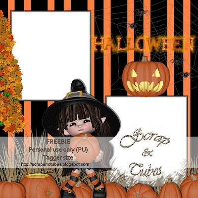 Halloween QP 8 QP8_Preview_Scrap+and+Tubes