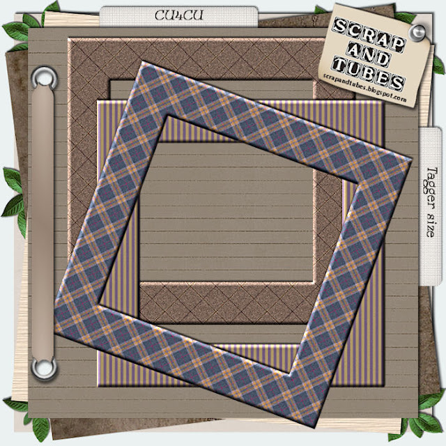Fabric Frames 2 (CU4CU) .Fabric+Frames+2_Preview_Scrap+and+Tubes