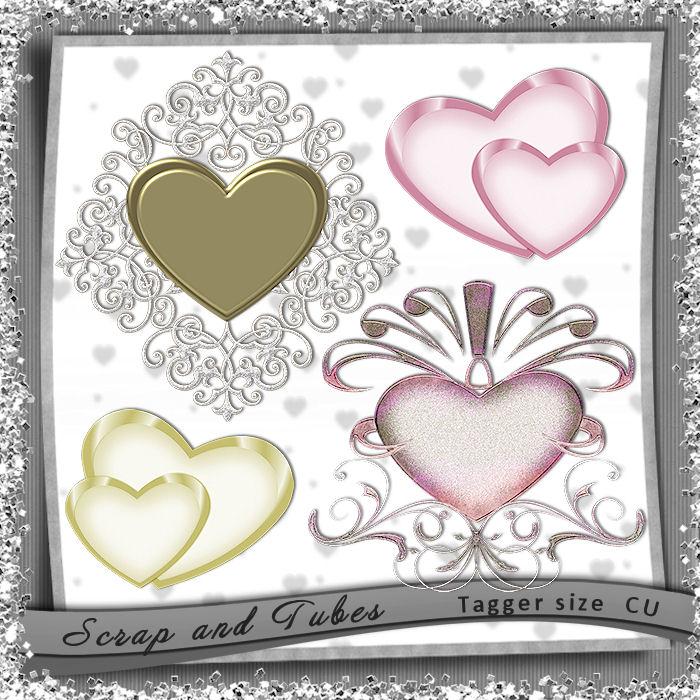Decorative Hearts (CU4CU) .Decorative+Hearts_Preview_Scrap+and+Tubes