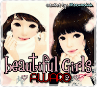 ~~BeAuTiFuL GirL AwaRd~~