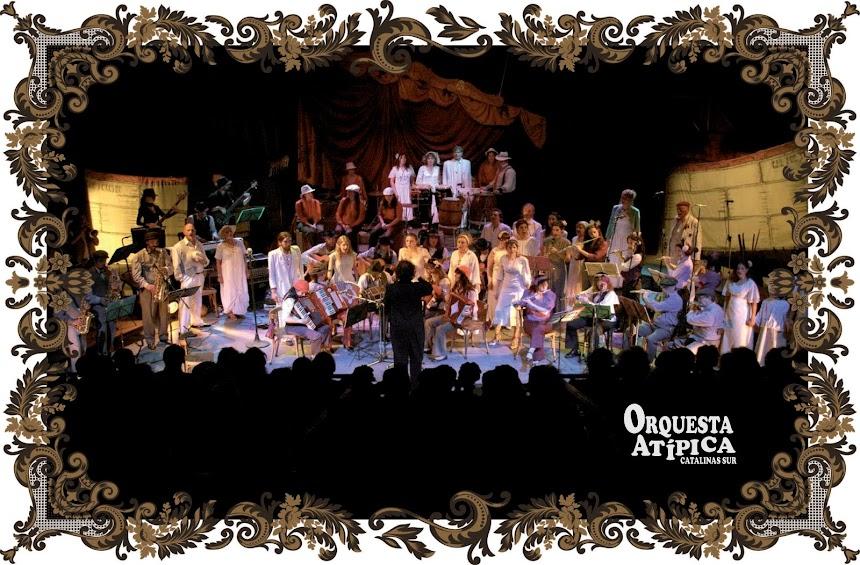 Orquesta Atípica Catalinas Sur