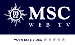 MSC CRUCEROS - WEB TV