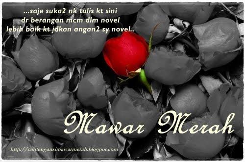Contengan si mawar merah