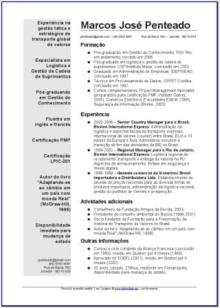 curriculum vitae modelos. modelos de curriculum vitae.