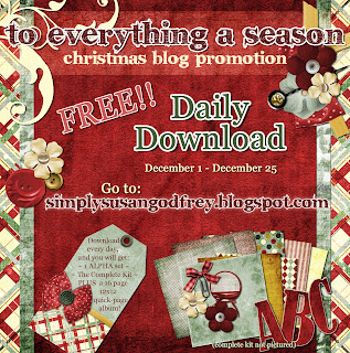 http://scrapinfaye.blogspot.com/2009/12/ssg-christmas-promo-daily-download.html