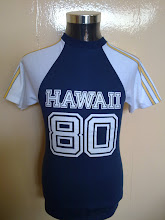VINTAGE HAWAII 80 50/50 SHIRT (SOLD)